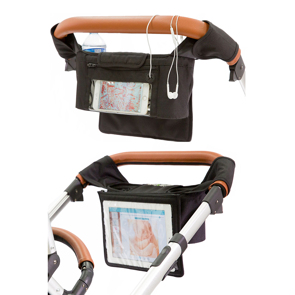 Stroller Media Console