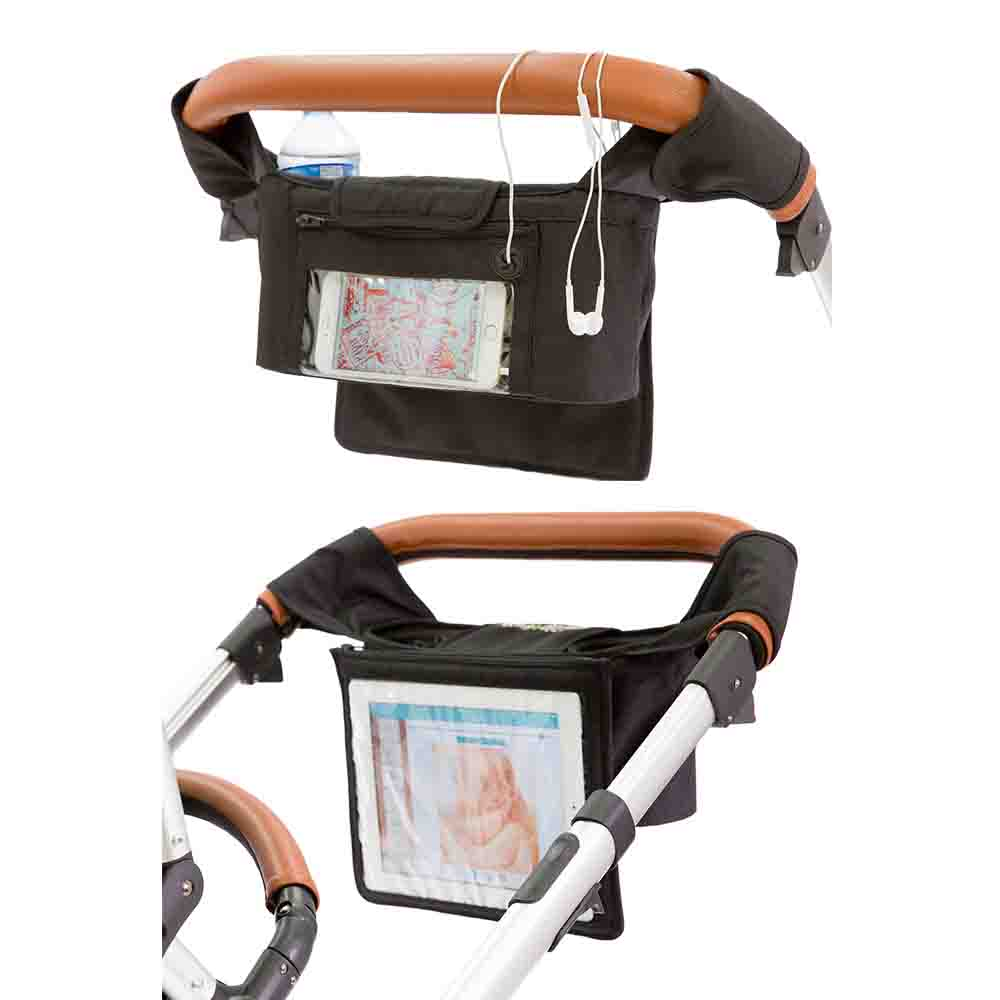 Stroller Media Console