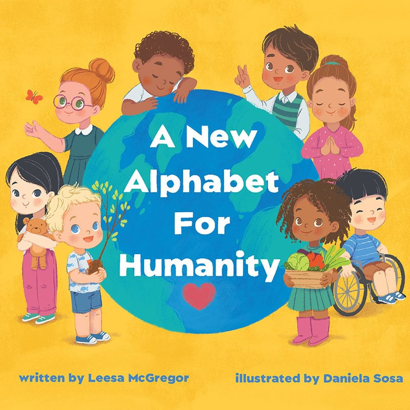 a new alphabet for humanity book cover
