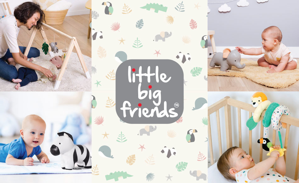 LittleBigFriends Banner
