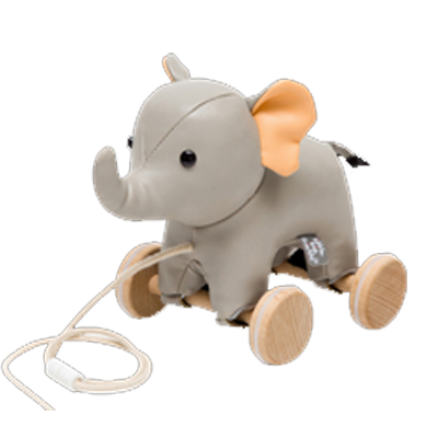 Vincent the Pull Along Elephant