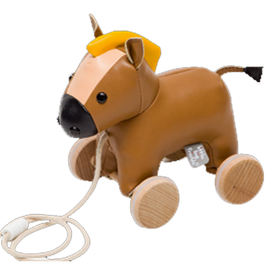 Charles the Pull Along Horse