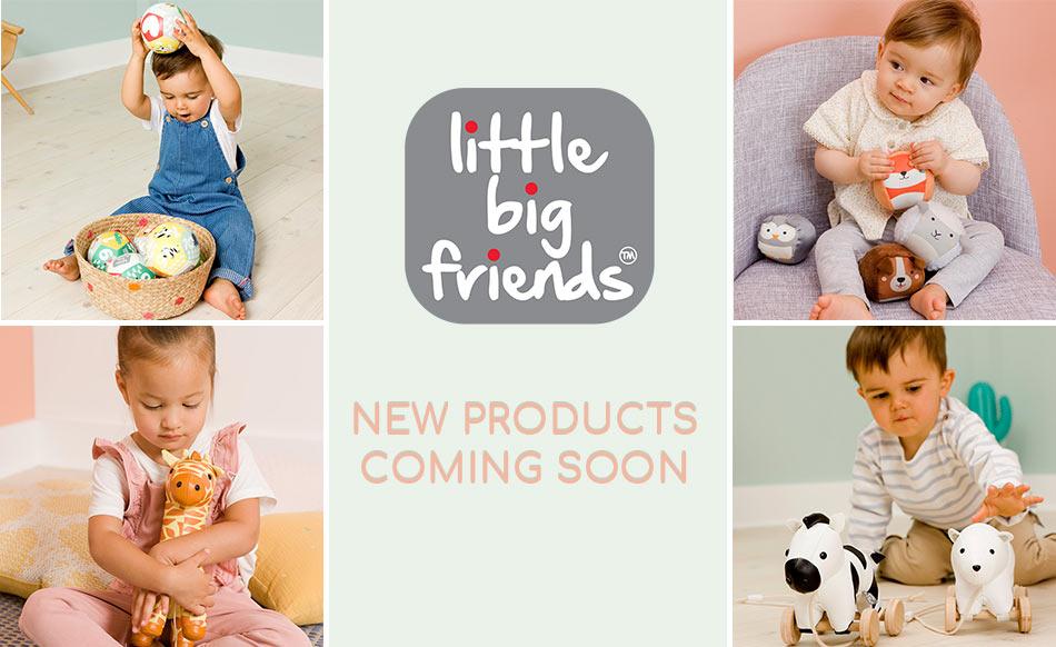 LittleBigFriends Banner